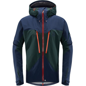 Haglöfs Spitz Jacket Men Mineral/Tarn Blue